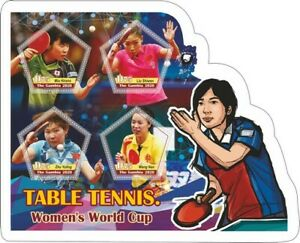 Stamps Sports Table Tennis