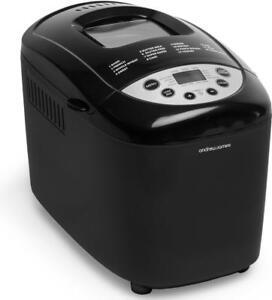 Andrew-James-Bread-Maker-Machine-Automatic-Dual-Blade-850W-Gluten-Free-Programme