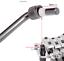 Floyd Rose® Tremolo Arm 9mm-1.0 Pitch Collar Socket Bushing Barrel 6mm bar