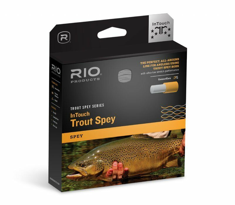 Rio InTouch Trucha spey line - 265gr-Nuevo