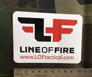 Line-of-Fire-Full-Colours-Logo-Sticker