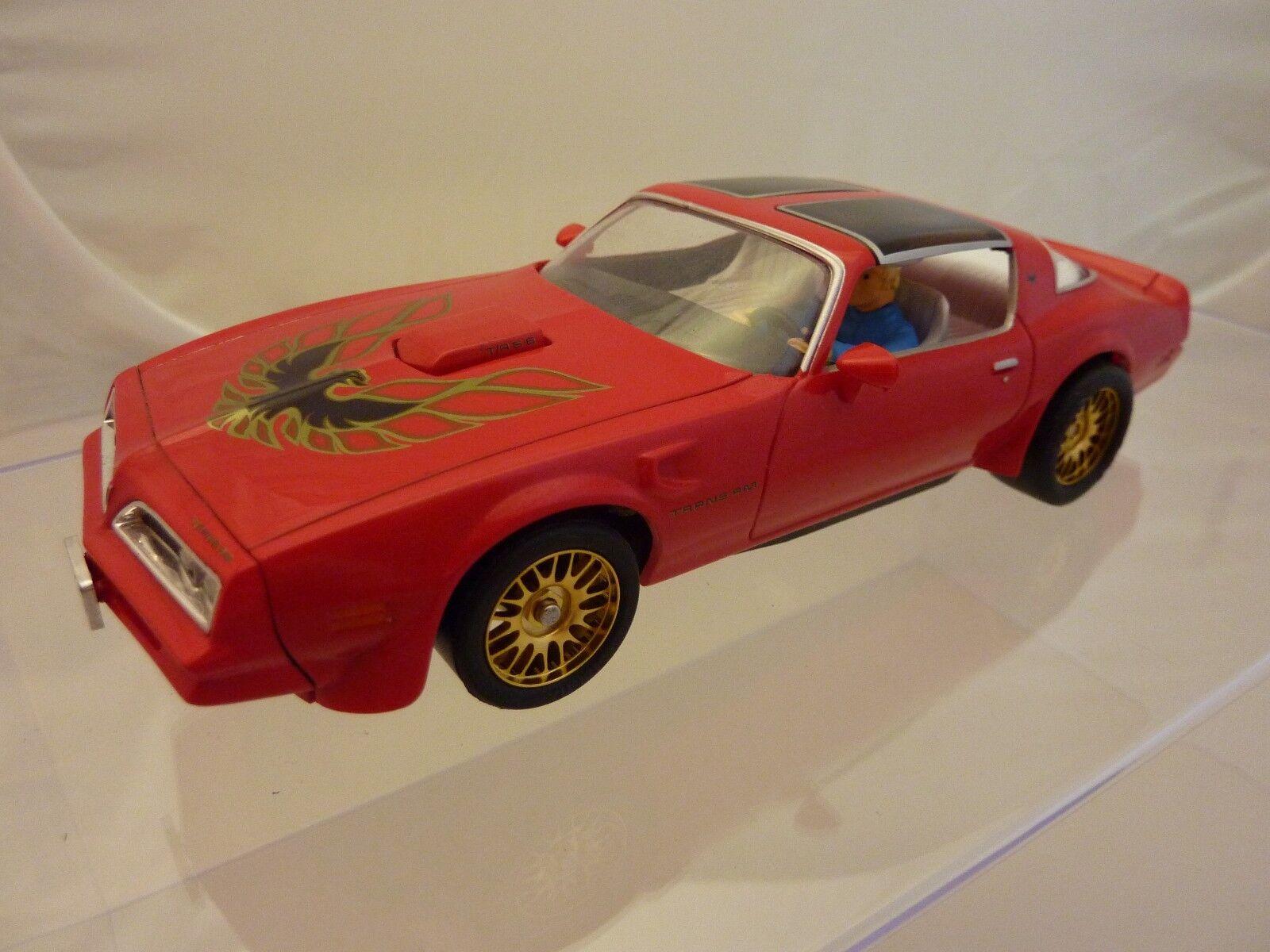 TOP Tuning  Carrera Digital 132 132 132 - Pontiac Firebird, Custom mit Alufelgen 30481  | Billig  6d3d28