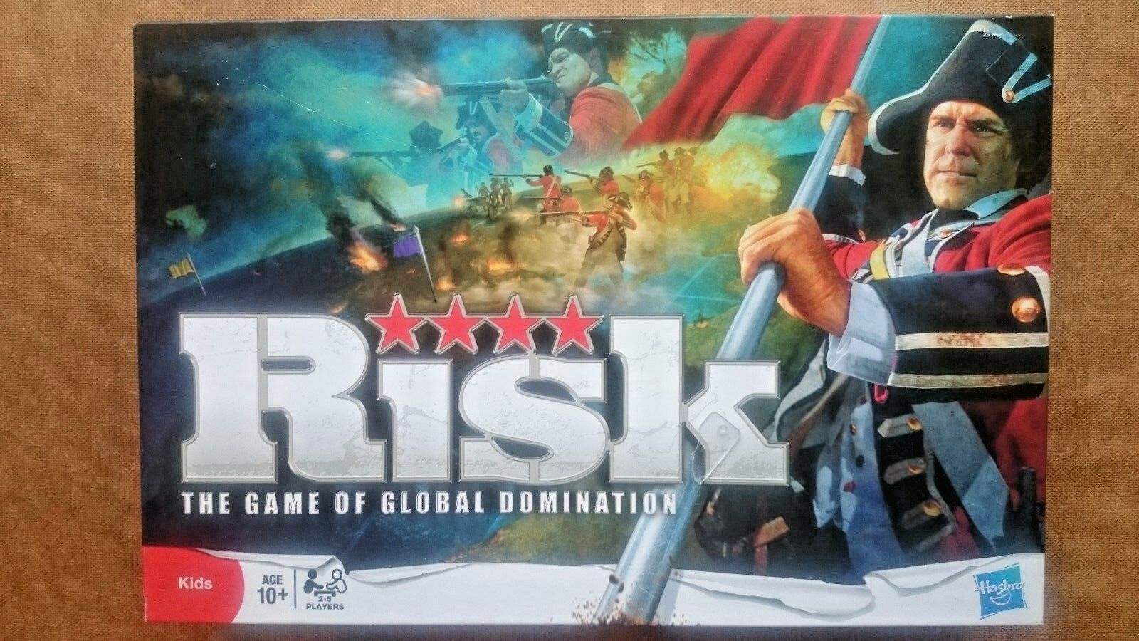 Risk The Game of Global Domination By Hasbro 2010