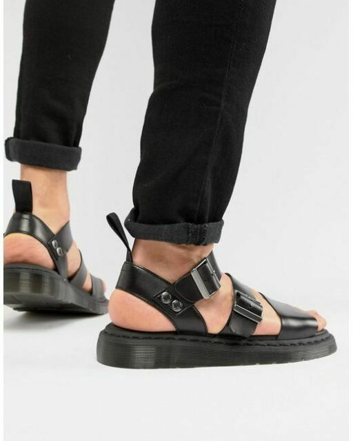 dr martens mens sandals sale