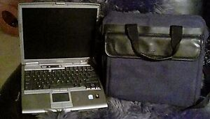 DELL-Latitude-D610-notebook-and-taveling-case