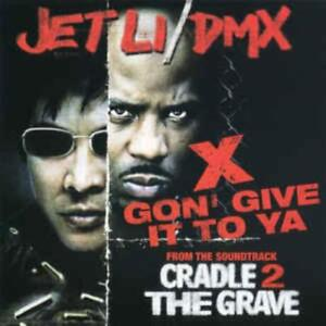 Dmx X Gon Give It To Ya Promo W Artwork Music Audio Cd Jet Li 3t Defr 15765 2 Ebay