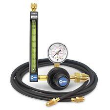 Miller Hd Single Stage Argonco2 Inert Gas Flowmeterregulator 22 30 580 6