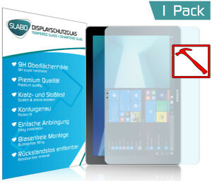 Slabo-PREMIUM-Panzerglasfolie-fuer-Samsung-Galaxy-Book-10-6-034-KLAR-Tempered-Glass