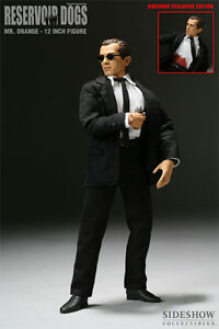 """Sideshow Reservoir Dogs: Mr Orange (Tim Roth) Exclusive 12"""" Sixth Scale Figure"""