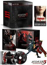 Ninja Gaiden 3 Collector's Edition PS3 AUS PAL *NEW* + Warranty!!!