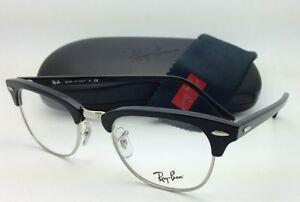 191c321aebc87 RAY-BAN CLUBMASTER Rx-able Eyeglasses Frames RB 5154 2000 49-21 ...