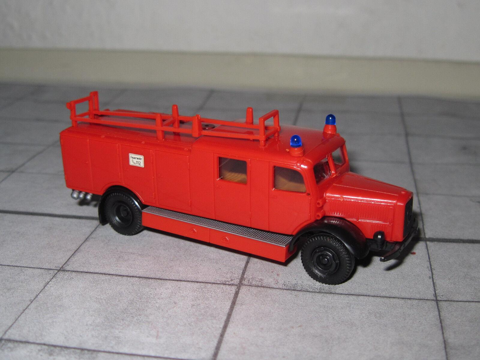 Herpa 743112-Mercedes Benz-lf 25-Roco minitanks nº 1685 1685 1685 b09cdc