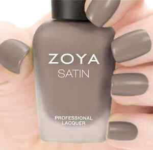 Image Is Loading ZOYA ZP779 ROWAN Naturel Satins Collection Suede Taupe