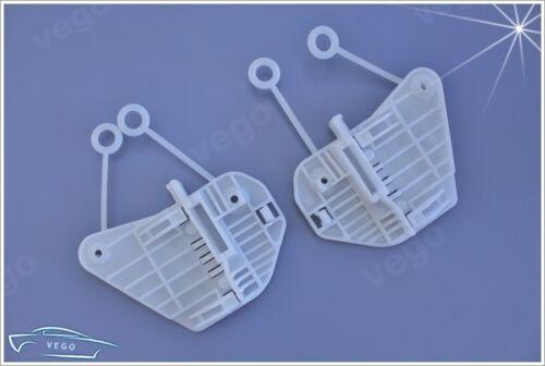 2x lève vitre Kit de réparation gleitstück smart 450 FORTWO