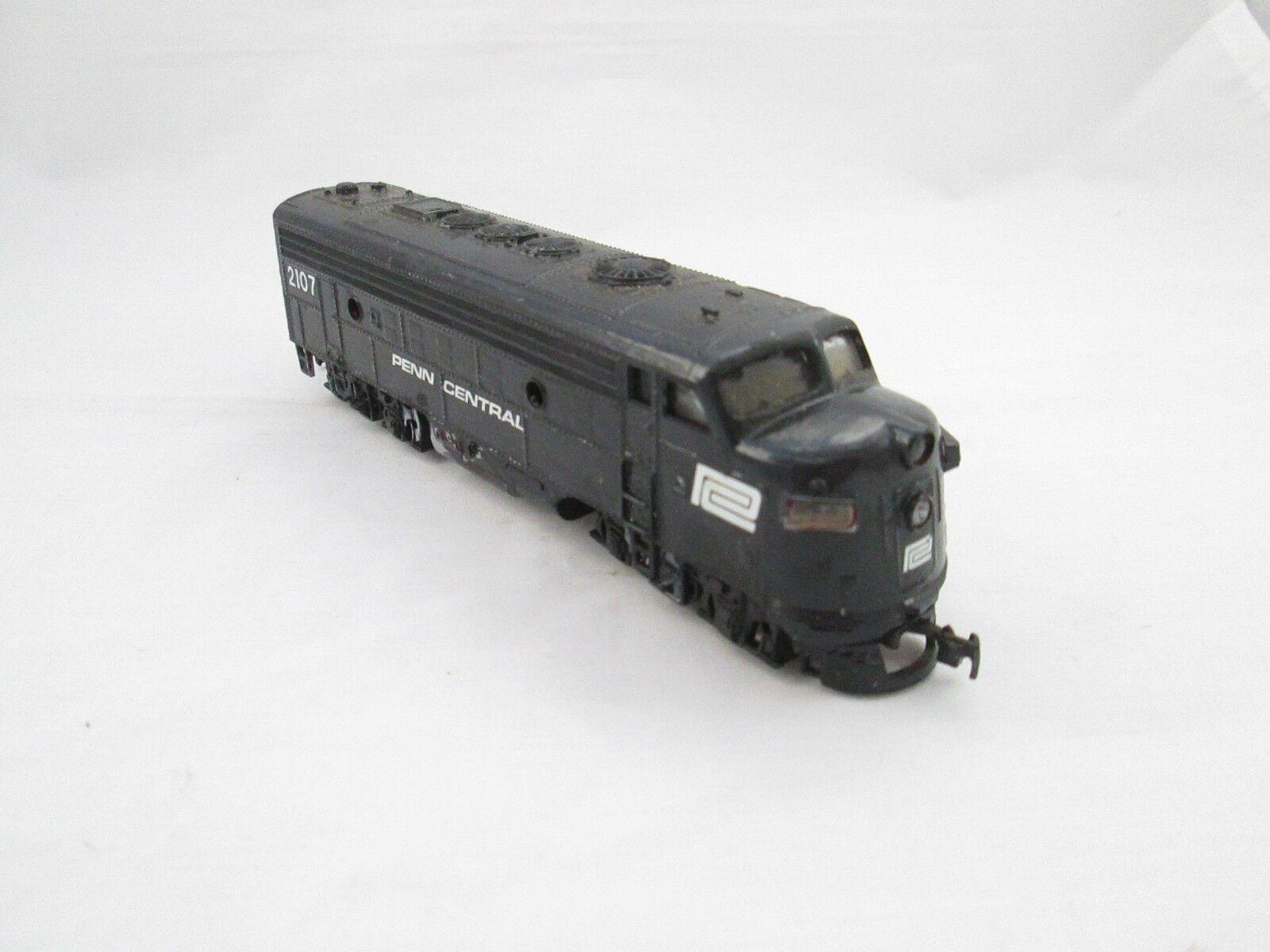 HO Tågpassagerare Loco PEN CENTRAL 2107