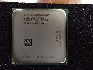 AMD-osp252faa5bl-Opteron-2-6ghz-Conector-940-Procesador-381837-001
