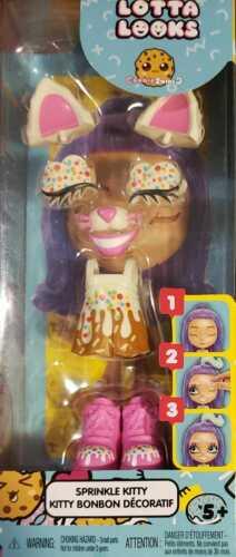 LOC TUB 2 Lotta Looks Cookie Swirl Sprinkle Kitty Mood Pack