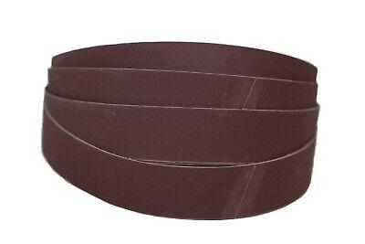 """12PC VARIETY PACK 2/"""" x 28/"""" Sanding//Grinding Belts to fit Eastwood Grinder//Sander"""