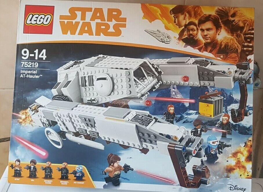 Lego Estrella Wars 75219 Reich en halle.Nuevo y sellado.