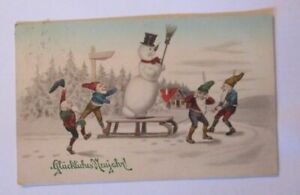 034-New-Year-Dwarves-Snowman-Sled-034-1914