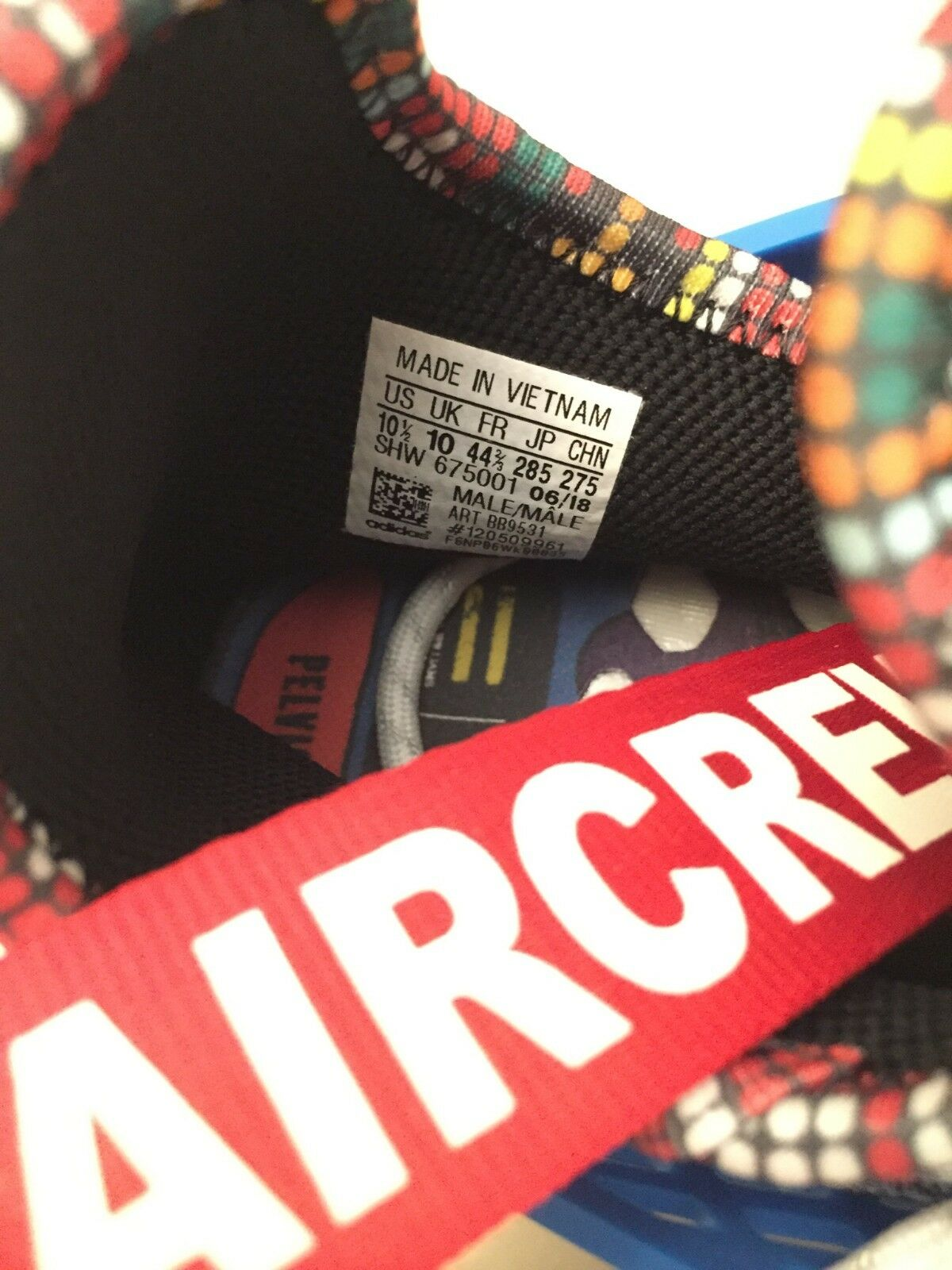 d9a2cf00d adidas Pharrell Williams HU Human Race NMD Pink Motherland Size 10.5 100  Auth for sale online