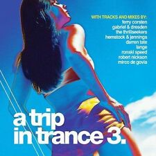 FREE US SHIP. on ANY 2 CDs! NEW CD Trip in Trance: Trip in Trance 3