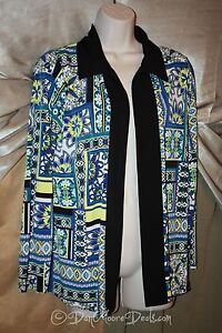 Womens-Long-Sleeve-Floral-Wrap-Jacket-by-Travel-Elements-NEW-89-Retail-Price