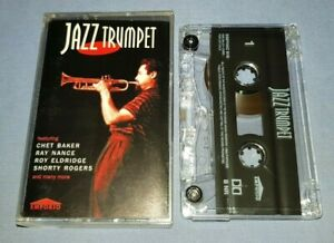 V/A JAZZ TRUMPET cassette tape album