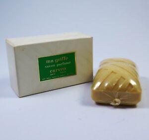 carven-ma-griffe-savon-parfume-Seife-100g-NEU-OVP-RAR