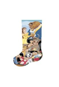Disney Cross Stitch Christmas Stocking Patterns.Details About Disney Heroes Christmas Stocking 1 Cross Stitch Pattern