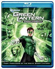 GREEN LANTERN : EMERALD KNIGHTS (dc animated) -  Blu Ray - Region free