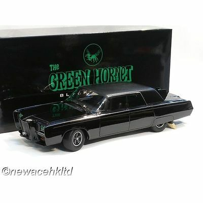 Autoart 71546-1//18 Black Beauty-GREEN HORNET TV Series 1966-1967 NUOVO