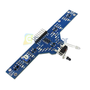 5 Channel IR Infrared Line Tracking Detector Sensor Module for Arduino Smart Car