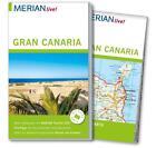 MERIAN live! Reiseführer Gran Canaria von Dieter Schulze (2015, Taschenbuch)