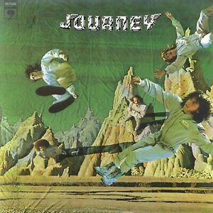 JOURNEY-First-Album-BANNER-HUGE-4X4-Ft-Fabric-Poster-Tapestry-Flag-album-print