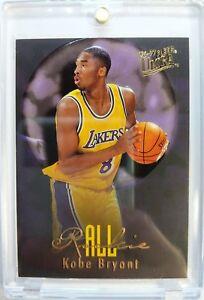 1996-97-Fleer-Ultra-Kobe-Bryant-All-Rookie-039-d-3-of-15-Rookie-RC-Insert-Lakers