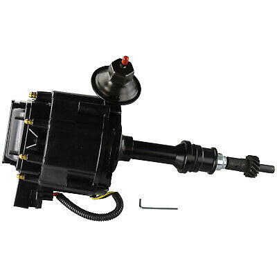 Power Products Pro Black Series HEI Distributor Ford 351W All Black