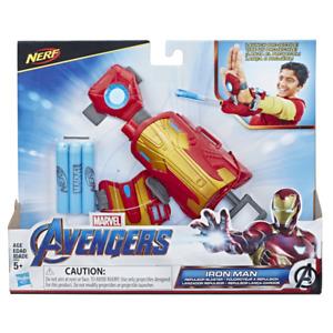Avengers - Juguete Lanzador Repulsor Iron Man (Hasbro E4394EU4)