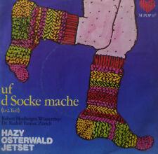"7"" 1978 RARE VG+ HAZY OSTERWALD JETSET Uf D Socke mache"