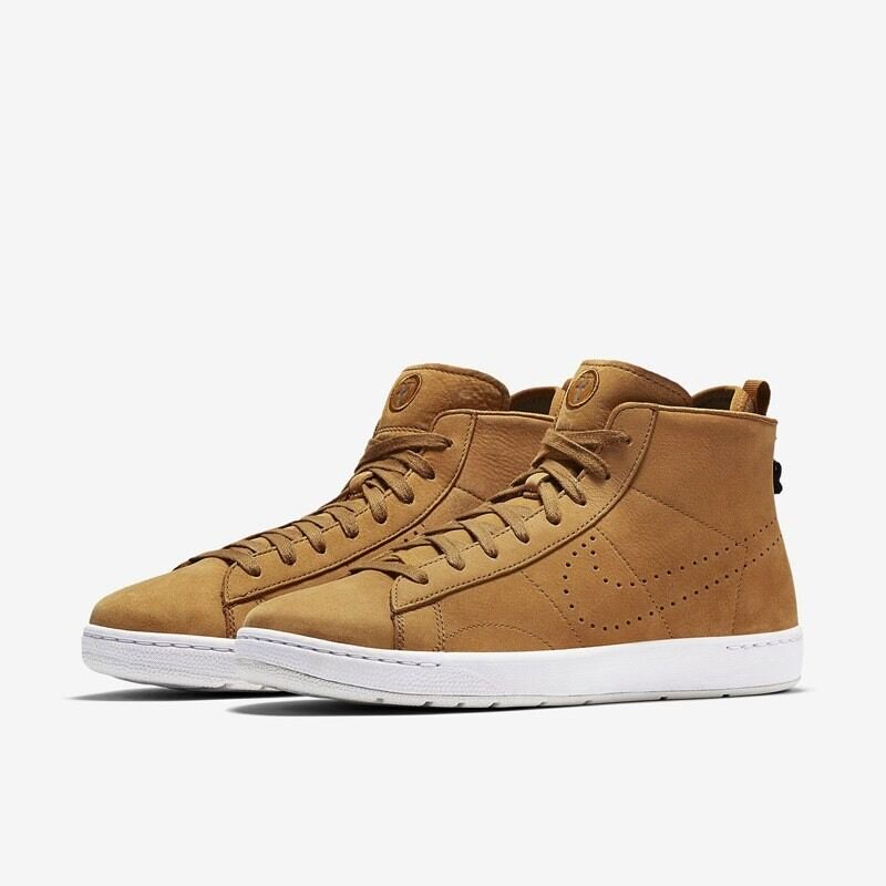 Nike Tennis Classic Ultra Mid X Roger Federer Wheat Tan 6 Uk Größe 6 Tan 888566-700 b9312c