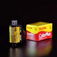 USB PENDRIVE 8 GB 35 mm film roll CHIAVETTA USB
