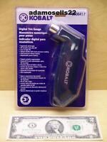 Kobalt Digital Tire Gauge, 5-99 Psi Range, Car Truck Auto Air Pressure Check