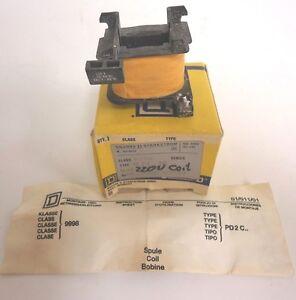 Square D 9998 Coil 220V 60HZ