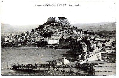 (s-103658) France - 12 - Severac Le Chateau Cpa Brillante Y TranslúCido En Apariencia