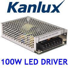 0W - 100W LED-Lichtleiste Treiber-netzteil Elektrisch Transformer 240V - 12V