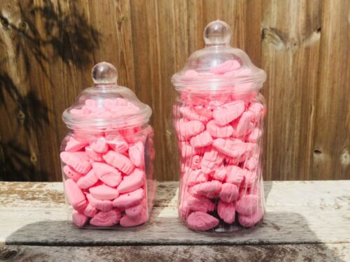 16 x Mixte Sweet JARS 4 styles CANDY Panier Buffet Mariage Baptême engagements