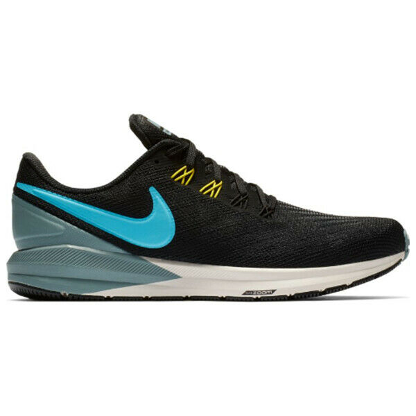 [Nike] AA1636-005 Air Zoom Structure 22 Men Running shoes Sneakers Black