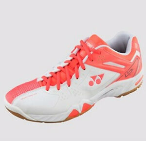 Yonex Badminton Shoes SHB-02LX, 3-Layer Power Cushion, New FLEXION UPPER Design