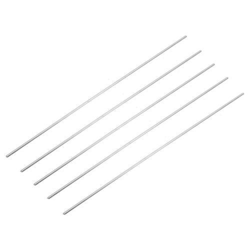 5Pcs 230x2mm Low Temp Aluminum Repair Rods For Aluminum//Gas//Argon Arc Welding