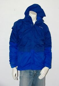 a281603eb5a Columbia Mens XL Arctic Trip II Interchange Jacket 3 In 1 Removable ...